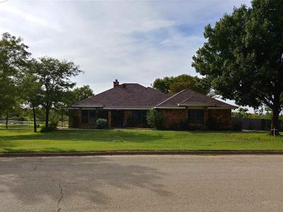 Iowa Park Single Family Home Active W/Option Contract: 3278 Horseshoe Bend Estates