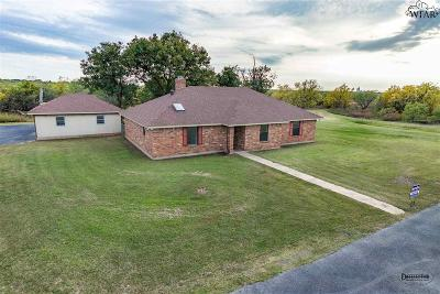 Single Family Home Active W/Option Contract: 1989 State Highway 79 North