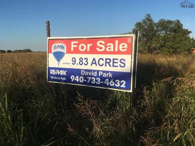 Wichita Falls Residential Lots & Land For Sale: 5320 Seymour Highway