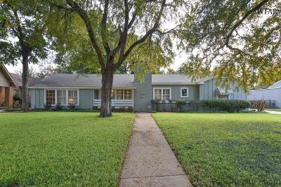 Single Family Home For Sale: 3217 Milby Avenue