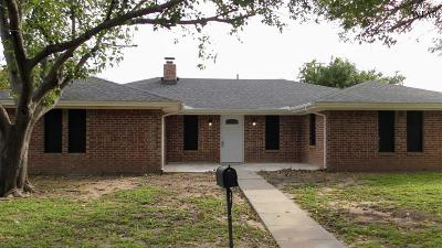 Burkburnett Single Family Home Active W/Option Contract: 1200 Parliament Street