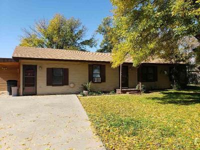 Wichita Falls Single Family Home For Sale: 1014 Landon Lane