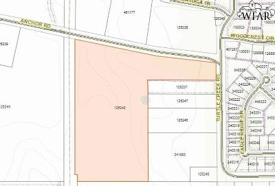 Wichita Falls Residential Lots & Land For Sale: 4801 Anchor Road