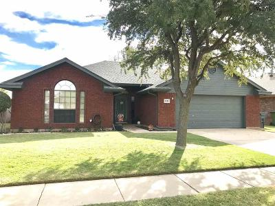Wichita Falls TX Single Family Home Active W/Option Contract: $155,000
