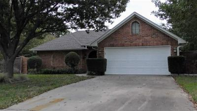 Wichita Falls Single Family Home For Sale: 3417 Nottinghill Lane