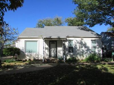 Wichita Falls TX Single Family Home For Sale: $92,500