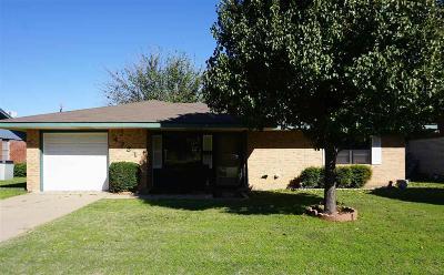 Wichita Falls Single Family Home For Sale: 4731 Cape Cod Drive