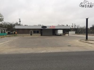 Commercial For Sale: 3205 Kemp Boulevard
