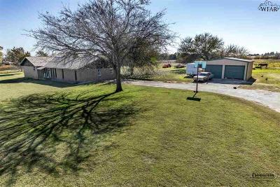 Single Family Home For Sale: 192 Fm 1177