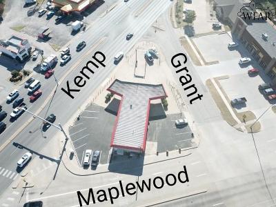 Commercial For Sale: 3606 Kemp Boulevard