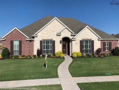 Wichita County Single Family Home For Sale: 3406 Westbury Ln