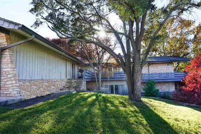 Wichita Falls Single Family Home For Sale: 4202 Briar Cliff Drive