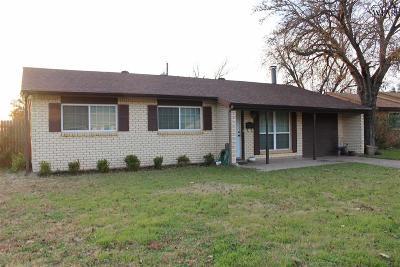 Wichita Falls Single Family Home For Sale: 5008 Lakefront Drive