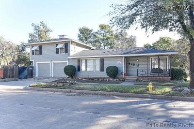 Wichita Falls Single Family Home For Sale: 1650 Ardath Avenue