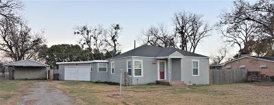 Wichita Falls Single Family Home For Sale: 3233 Southwest Drive