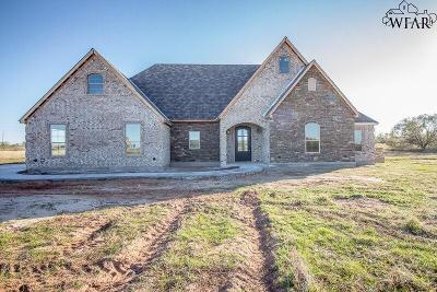 Archer County Single Family Home For Sale: 14985 Fm 1954