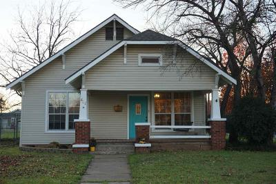 Henrietta Single Family Home Active W/Option Contract: 401 S Pecan