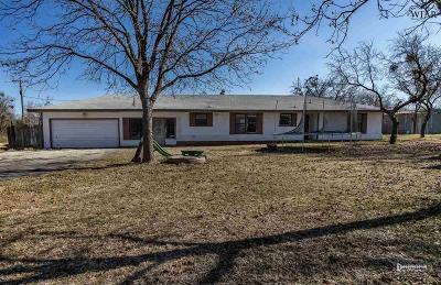 Clay County Single Family Home Active W/Option Contract: 8677 Fm 810