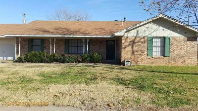 Wichita Falls Single Family Home For Sale: 5601 Greentree Avenue