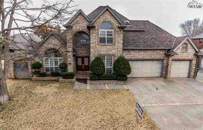 Wichita Falls Single Family Home For Sale: 2003 Peachtree Lane