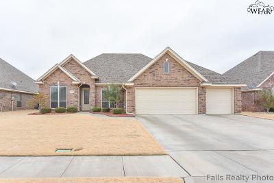 Wichita Falls Single Family Home For Sale: 5007 Lantana Drive