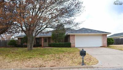 Burkburnett Single Family Home For Sale: 1428 Quail Run