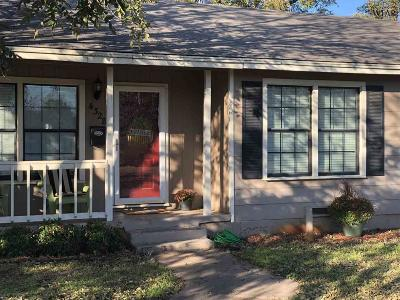 Wichita Falls Single Family Home For Sale: 4328 Faith Road
