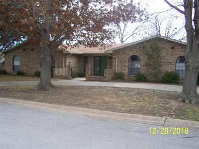 Wichita Falls Single Family Home For Sale: 3027 Moffett Avenue
