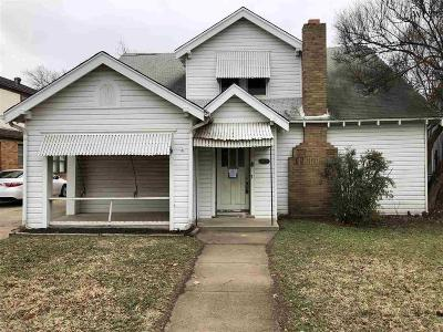 Wichita Falls Single Family Home For Sale: 2003 Hayes Street