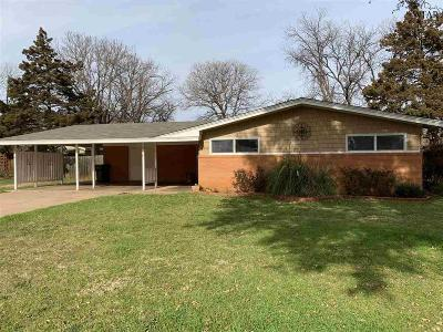 Single Family Home For Sale: 4210 Highland Drive