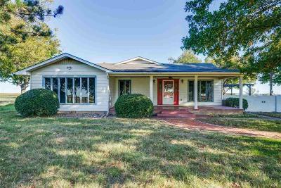 Wichita Falls Single Family Home For Sale: 889 Cashion Road