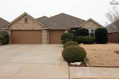 Wichita Falls Single Family Home For Sale: 5417 Starwood Avenue