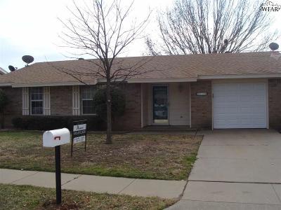 Wichita Falls TX Single Family Home For Sale: $110,000
