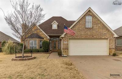 Wichita Falls Single Family Home For Sale: 4804 Pinehurst Drive