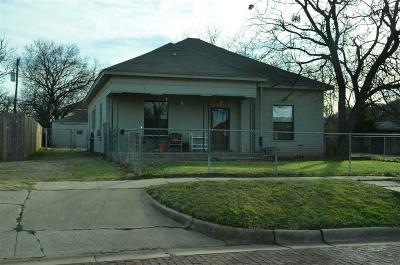 Single Family Home For Sale: 2109 8th Street