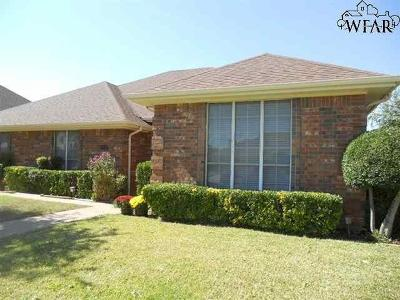 Wichita Falls TX Rental For Rent: $1,600