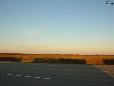 Wichita Falls Residential Lots & Land For Sale: 6.33 Acres Hwy 281