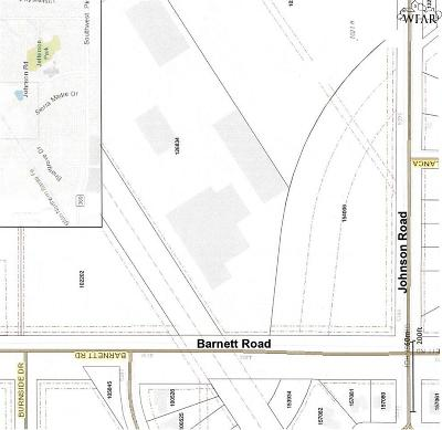 Wichita Falls Residential Lots & Land For Sale: 4405 Barnett Road