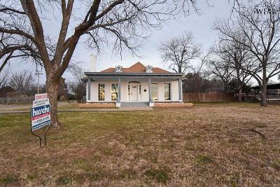 Wichita Falls Single Family Home For Sale: 4116 Seymour Road