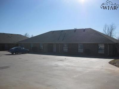 Wichita Falls Multi Family Home For Sale: 4710 Brookdale Drive