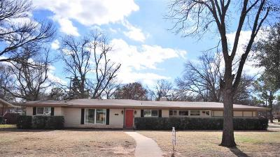 Single Family Home Active W/Option Contract: 4211 Highland Drive