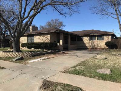 Wichita Falls Single Family Home For Sale: 4800 Lindale Drive