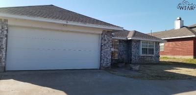 Wichita Falls Single Family Home For Sale: 2413 Missile Road