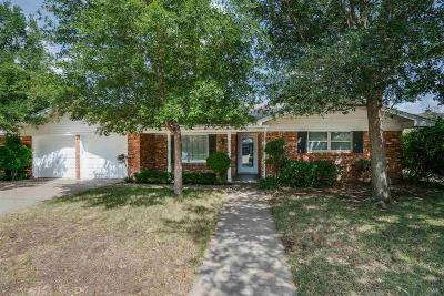 Wichita County Single Family Home For Sale: 2607 Elmwood Avenue
