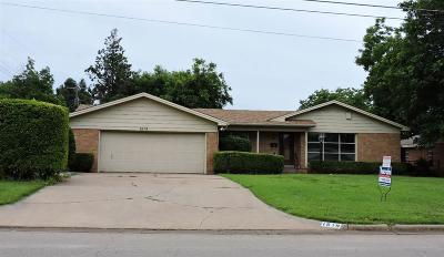 Wichita Falls TX Single Family Home For Sale: $159,880