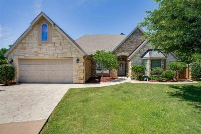Wichita Falls Single Family Home For Sale: 7 Pillars Court