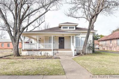 Single Family Home For Sale: 710 Denver Street