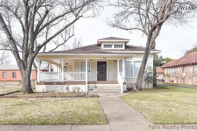 Wichita County Single Family Home For Sale: 710 Denver Street