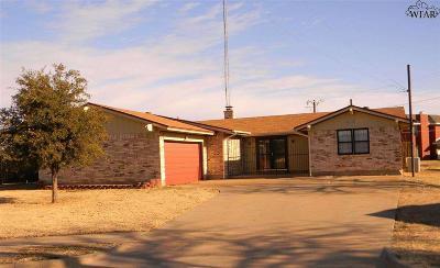 Wichita Falls Single Family Home For Sale: 2916 Kyle Cove