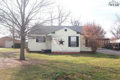 Wichita Falls Single Family Home For Sale: 3239 Northwest Drive